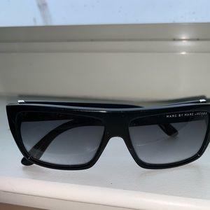 MARC by MARC JACOBS unisex side stripe sunglasses